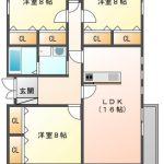 千代田6 賃貸戸建2階部分