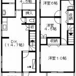 賃貸テラスハウス 千代田5