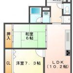 東千代田1 賃貸マンション
