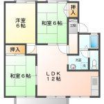 川合3 賃貸アパート