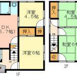 賃貸戸建て 千代田6